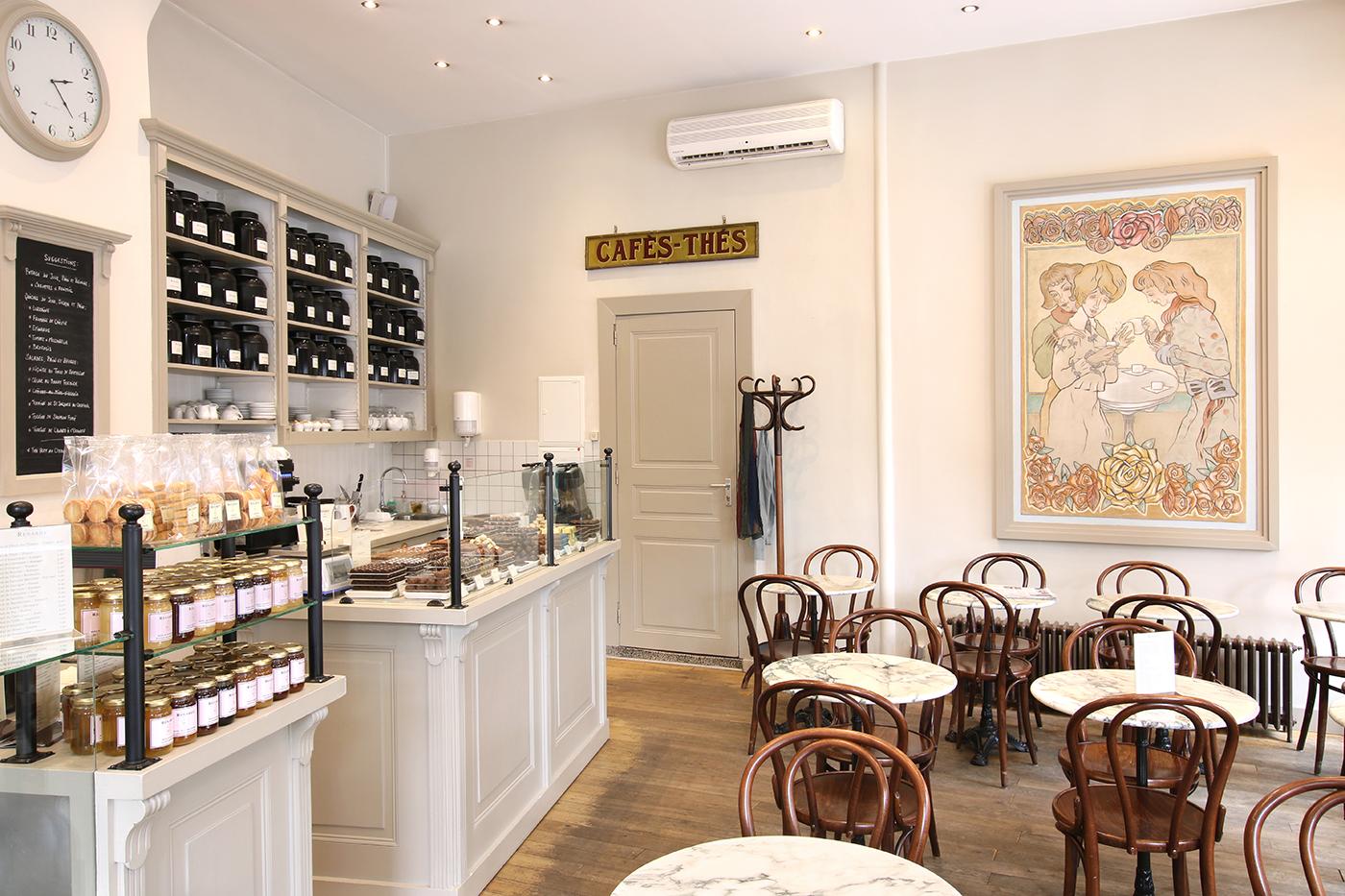 Salon De Thé Rafiné
