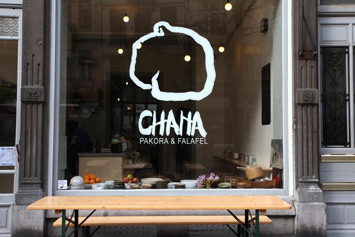 Chana Brussels Kitchen