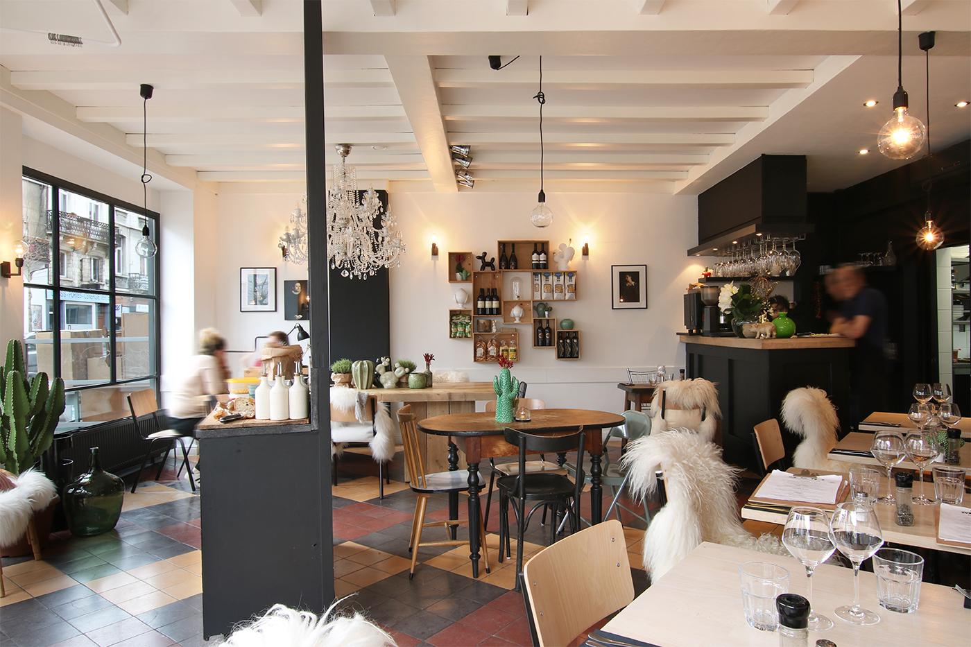 Moni Brussels Kitchen