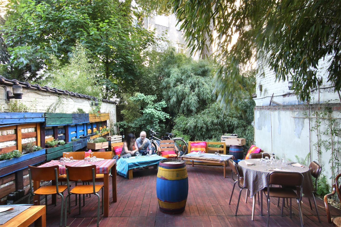 52 and the secret garden brussels 39 kitchen - Resto terrasse jardin bruxelles nanterre ...