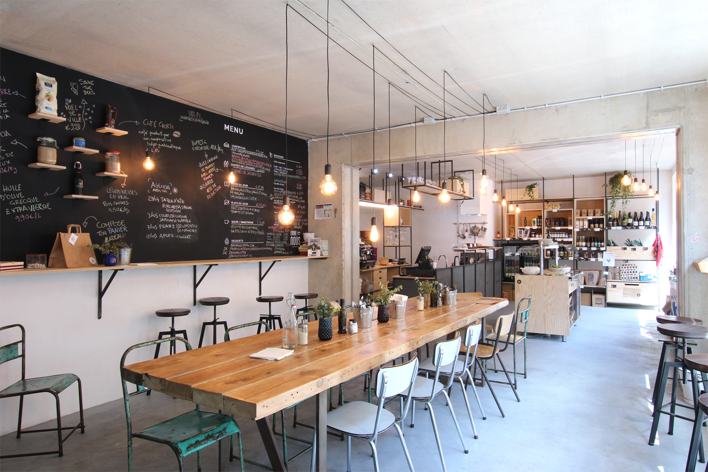 sustainable restaurant furniture. Sustainable Neapolitan Food Restaurant Furniture