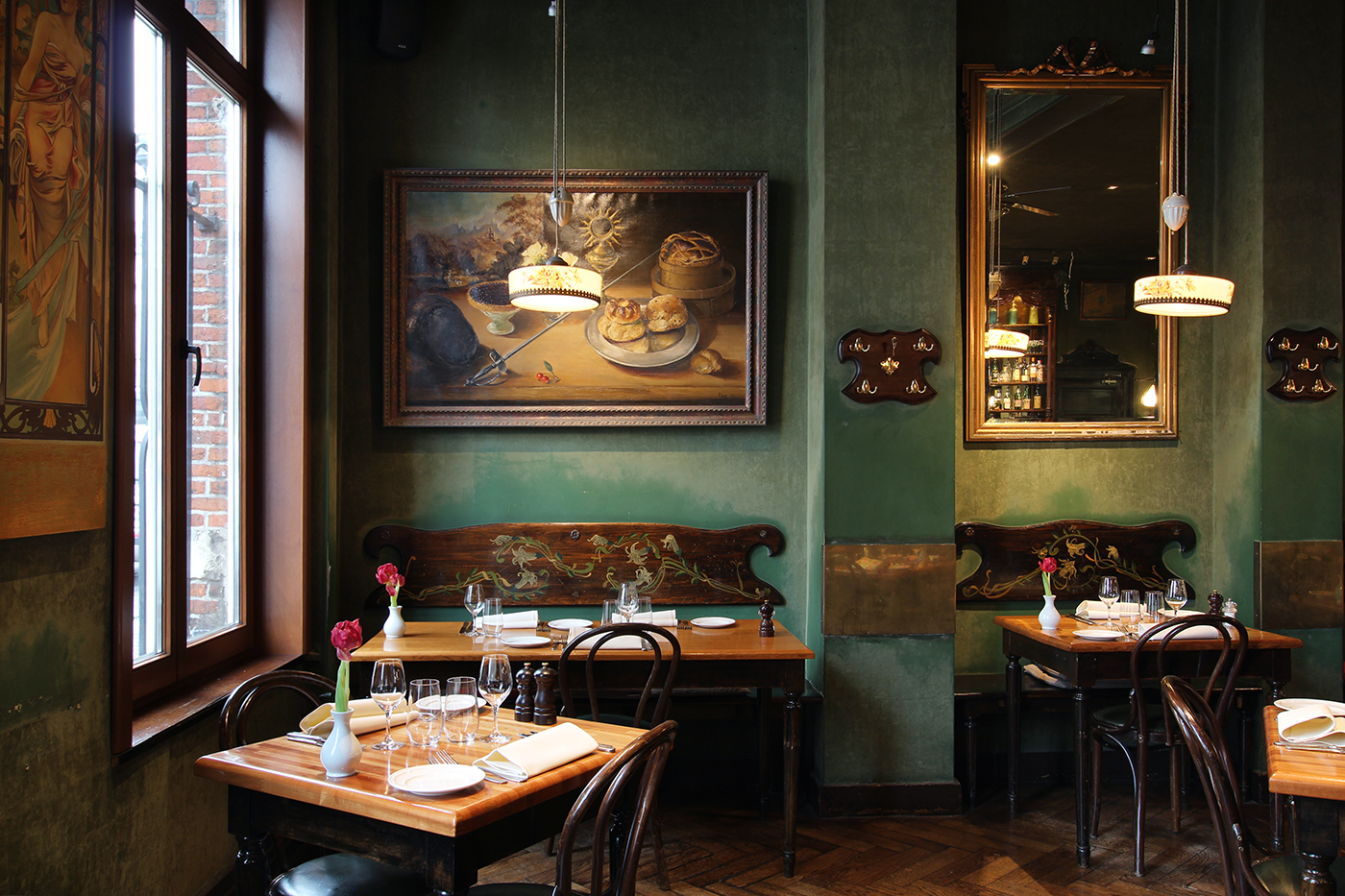 Brussels 39 kitchen the guide to food with style - Restaurant cuisine belge bruxelles ...