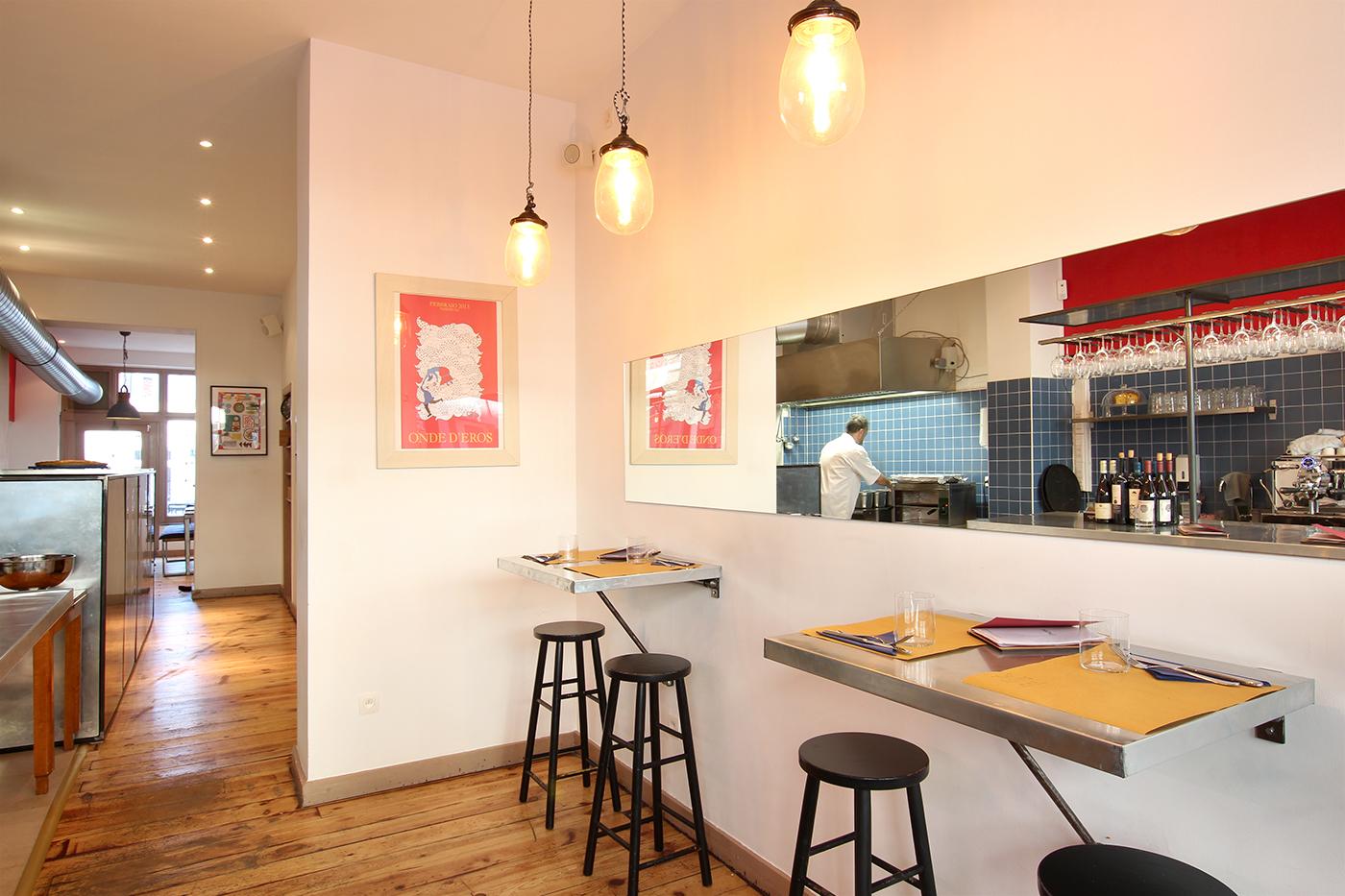 Petit Racines Brussels Kitchen
